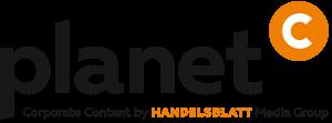 planet c GmbH - Corporate Content by Verlagsgruppe Handelsblatt - Typologo