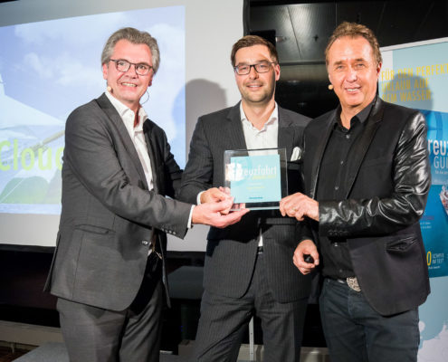 Kreuzfahrt Guide Award 2017 für den besten Service: Sea Cloud II