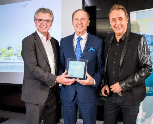 Kreuzfahrt Guide Award 2017 für die beste Gastronomie: Europa 2