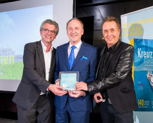 Kreuzfahrt Guide Award 2017 für das beste Routing: Bremen